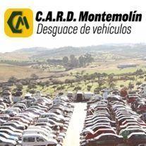 Card Montemolin Desguace homologado de vehículos - Montemolín (Badajoz)