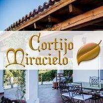 Cortijo Miracielo Casa Rural en plena Dehesa del parque natural Sierra de Aracena y Picos de Aroche - Arroyomolinos de León (Huelva)
