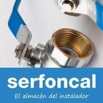 Serfoncal El Almacén del instalador de Fontanería y Calefacción
