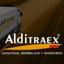 Alditraex Empresa de transporte por carretera. Mérida (Badajoz) Extremadura