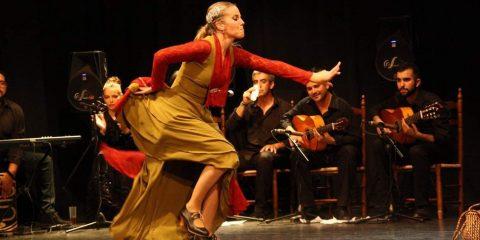 Artextrema Producciones. Compañía de artes escénicas que fusiona el flamenco con otras disciplinas.