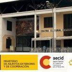 Centro Cultural de España en Bata, Guinea Ecuatorial.