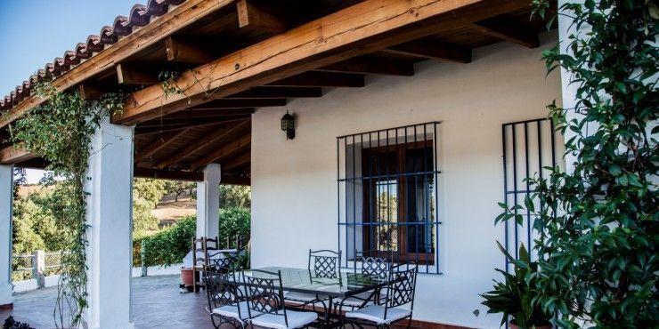 Cortijo miracielo casa rural arroyomolinos de le n huelva - Casa en arroyomolinos ...