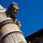 El Pueblo del Amor. Pasarón de la Vera (Cáceres). Extremadura.