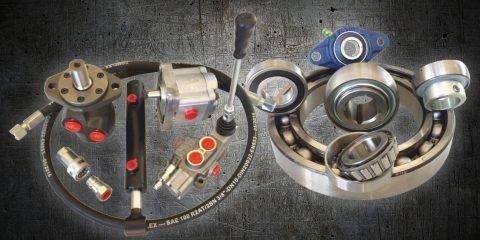 Hidraulica y Rodamientos. Productos para profesionales y particulares. Mérida (Badajoz)