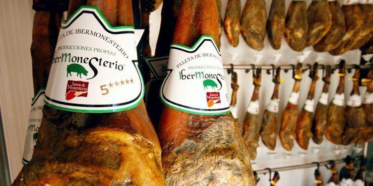 Ibermonesterio Tienda de jamones y embutidos de Monesterio.