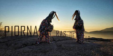 Piornal A ras de Cielo. Cáceres. Extremadura.