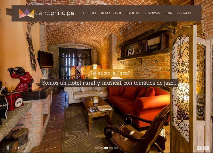 Hotel Rural Cerro Príncipe - La Garrovilla (Badajoz)