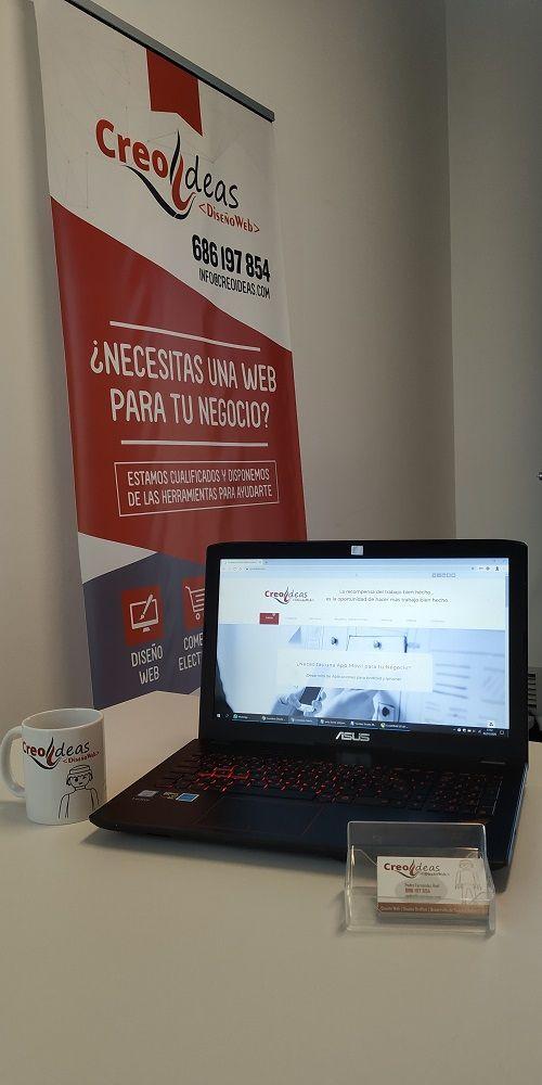 Diseños web con calidad estética y garantía de éxito comercial
