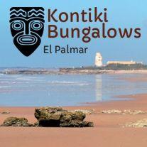Kontiki Bungalows Playa del Palmar Vejer de la Frontera (Cádiz)