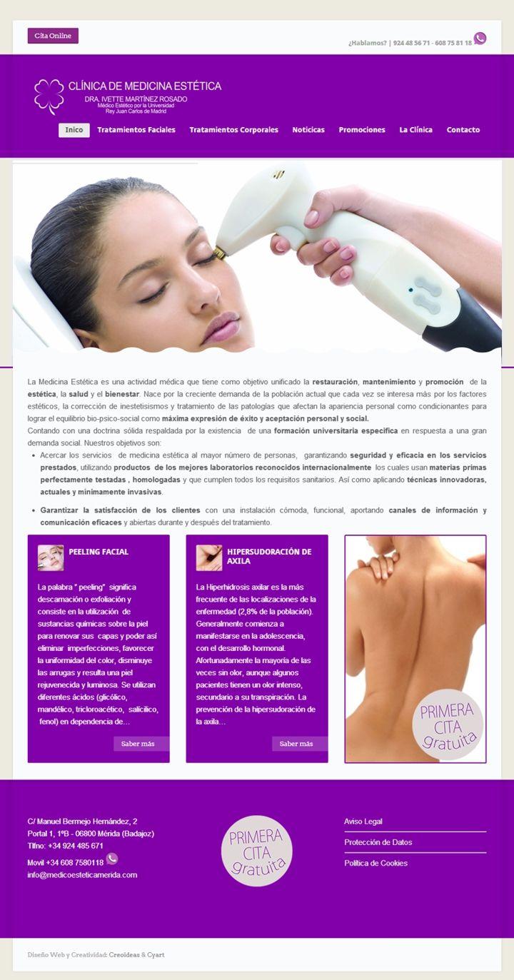 Medico Estética Mérida Clínica de Medicina Estética - Mérida (Badajoz)