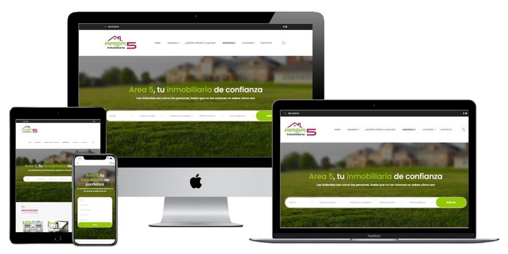 Area5 inmobiliaria. Tu inmobiliaria de confianza en Mérida y Cáceres. Extremadura