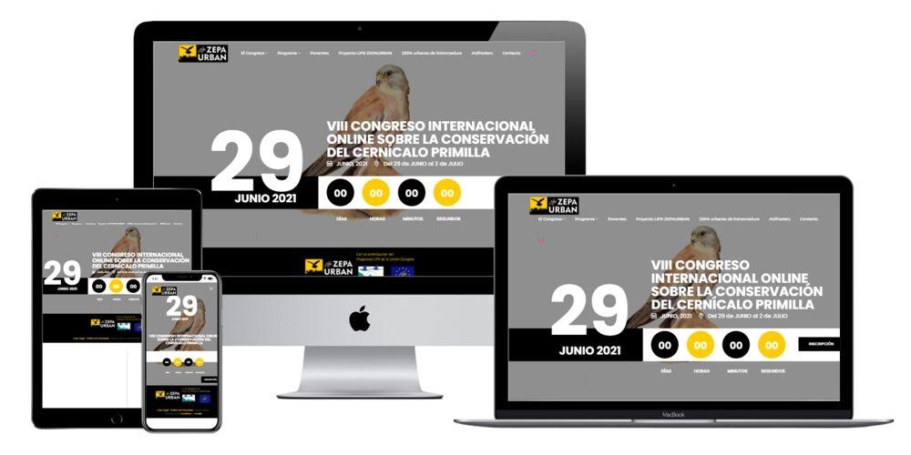 Congreso internacional online sobre la conservación del Cernícalo Primilla
