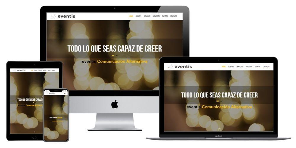 Eventis. Organización de eventos y acciones promocionales en toda España