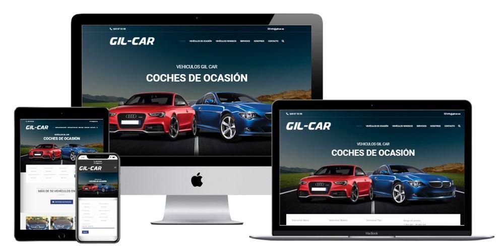 Gil-Car. Vehículos de Ocasión y Segunda Mano en Mérida. Extremadura.