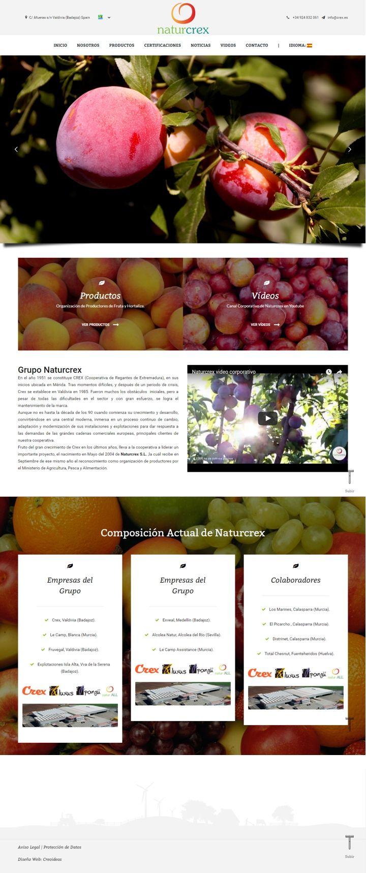 Naturcrex Organización de Productores de Frutas y Hortalizas