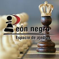 Peón Negro Espacio de Ajedrez - Barcelona