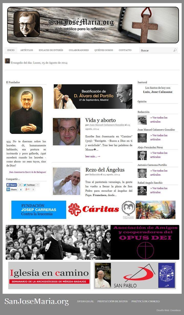 San José María Revista Cristiana Online - Mérida (Badajoz)