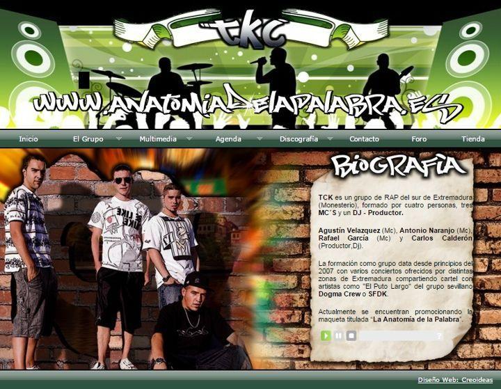 Tkc Grupo de Hip Hop - Monesterio (Badajoz)